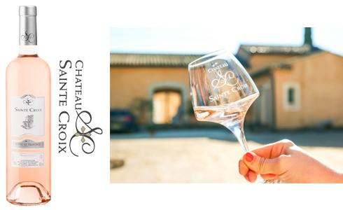 2020 Château Saint Croix Provence Rosé Wein AOP 0,75l Flasche