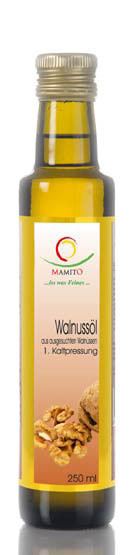 Walnussöl BIO Mamito 250ml