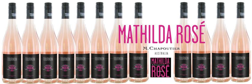 2017 Mathilda Rosé | 12 Flaschen kaufen und 10% sparen | Ankomm-Offerte