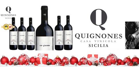 San Giacomo Rosso 2016 IGP Quignones Casa Vinicola 17% sparen