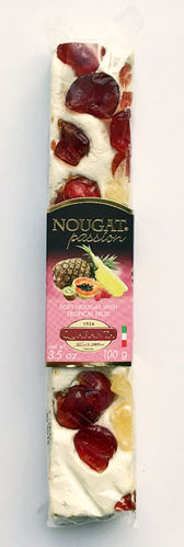 Quaranta Nougat Passion Exotic Frucht 100g