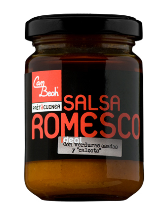 Salsa Romesco Can Bech 135g