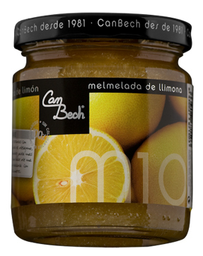 Lemon Marmelade Can Bech 300g