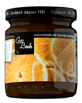 Bitter Orange Marmelade Can Bech 295g