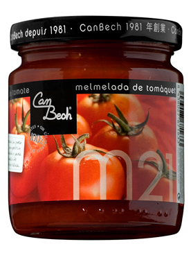 Rote Tomaten Marmelade Can Bech 285g