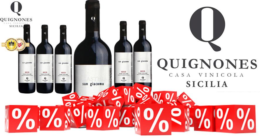 Jubiläumsangebot italienscher Wein | 17% sparen im Oktober